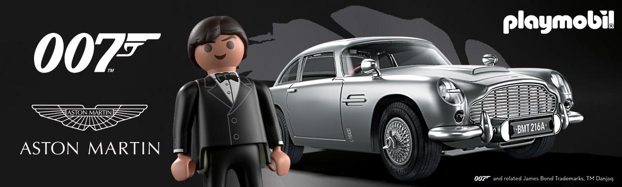 Playmobil Aston Martin