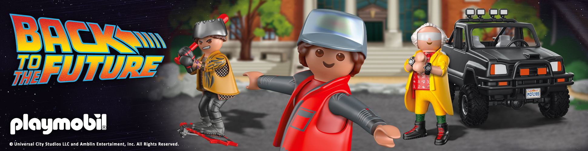 Playmobil Backtothefuture