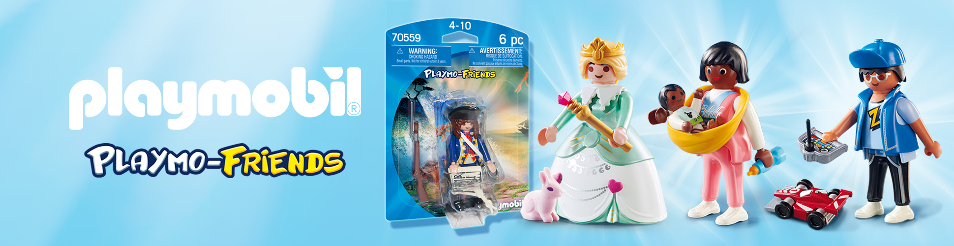 PlaymobilPlaymo-Friends