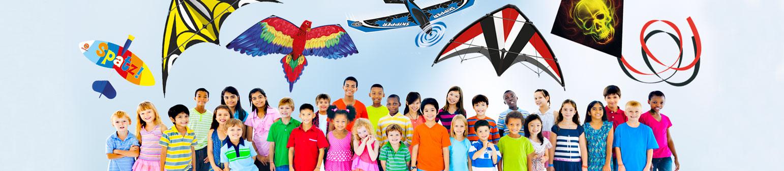 Flugspiele &Drachen
