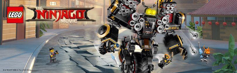 The LEGO® NINJAGO Movie