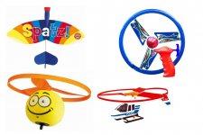 Flugspiele & Drachen