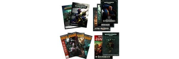 Codex, Bücher & Magazine