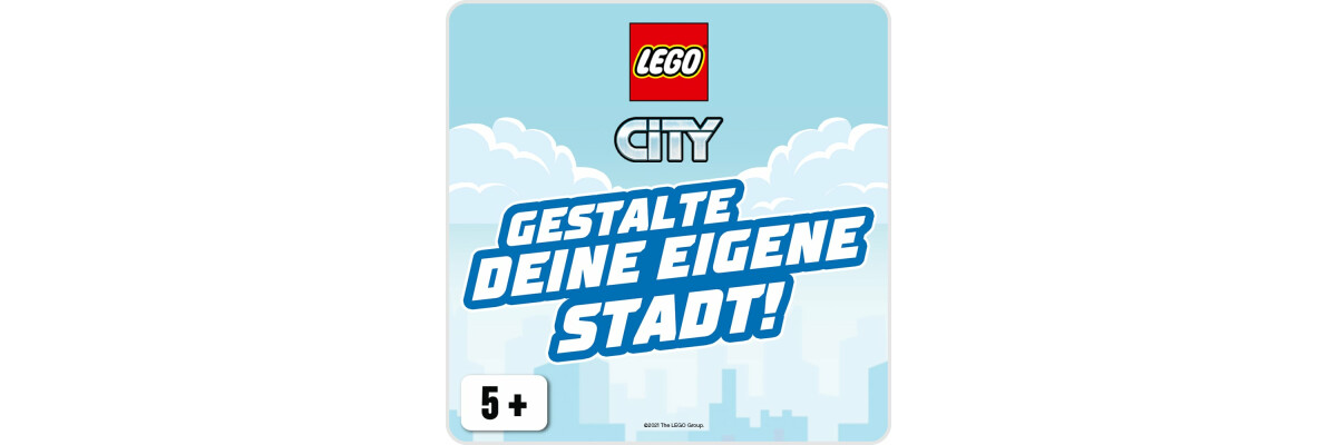LEGO® City - Baue deine eigene Stadt! - LEGO® City - Baue deine eigene Stadt! Jetzt bei der Steinchenwelt