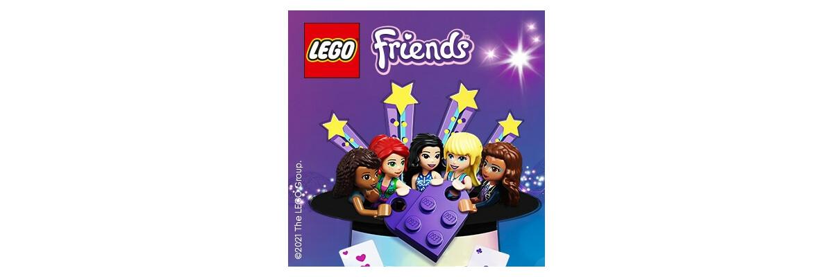 LEGO® Friends Magischer Jahrmarkt Sets im Vorverkauf - nur bei ausgewählten Händlern - LEGO Friends Magischer Jahrmarkt Vorverkauf I Steinchenwelt