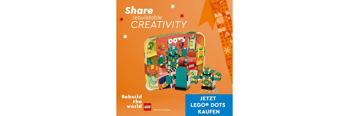 LEGO® DOTS im Fokus -