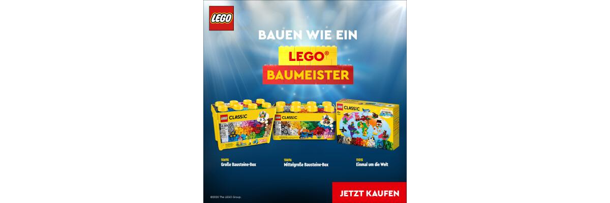 LEGO® Masters - Baue wie ein Baumeister - LEGO® Masters - Baue wie ein Baumeister jetzt Sets kaufen