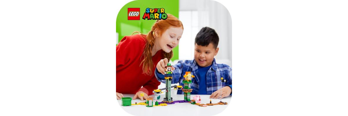 LEGO® Super Mario™ - LEGO® Super Mario™ Starterset günstig kaufen