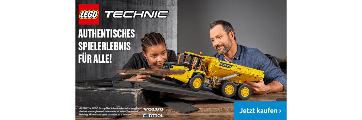 LEGO® Technic Modelle für jedes Alter - LEGO® Technic authentische Modelle für Erwachsene