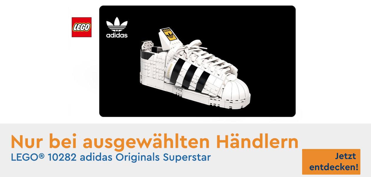 LEGO® Icons 10282 adidas Originals Superstar kaufen