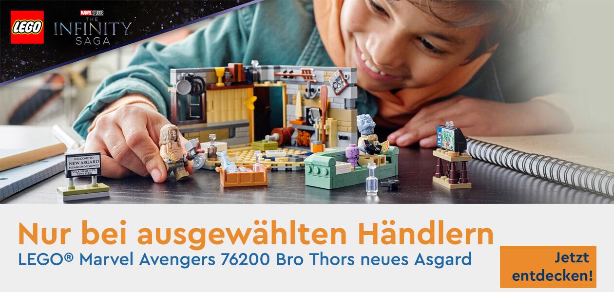 LEGO® Marvel Avengers 76200 Bro Thors neues Asgard günstig kaufen