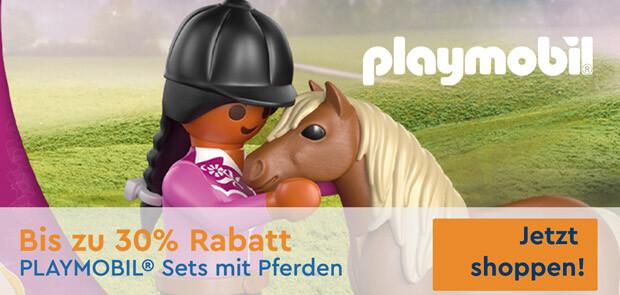 PLAYMOBIL® Pferdeaktion