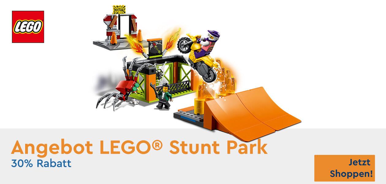 LEGO® City Stuntz besonders günstig