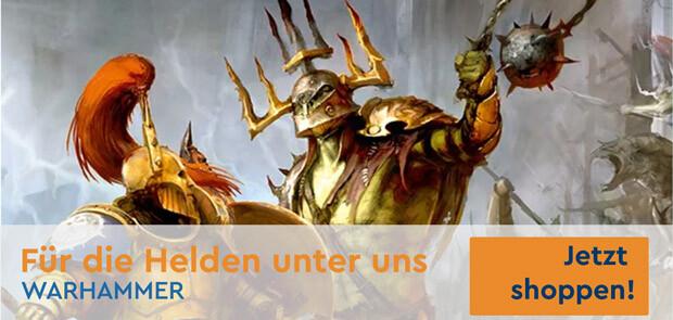 Warhammer Age of Sigmar Sets zum guten Preis