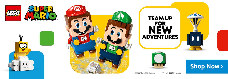 LEGO® Super Mario Neuheiten günstig kaufen