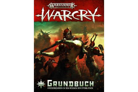 Warhammer Age of Sigmar: Warcry Grundbuch Regelbuch (deutsch)