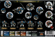 Warhammer 40,000 Space Marines Scouts 48-16
