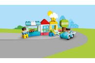 LEGO® 10913 DUPLO Classic Steinebox, Bauset mit Aufbewahrungsbox, erste Bausteine, Lernspielzeug für Kleinkinder ab 1,5 Jahren