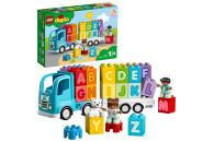 LEGO® 10915 DUPLO Mein erster ABC-Lastwagen, Spielzeug für Kleinkinder im Alter von 1,5 Jahren, Buchstabensteine zum Lernen