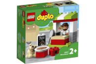 LEGO® 10927 DUPLO Pizza-Stand, Spielzeug für...