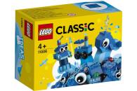 LEGO® 11006 Classic Blaues Kreativ-Set, Starter-Set,...