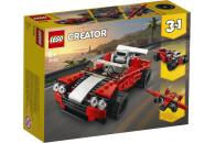 LEGO® 31100 Creator 3-In-1 Sportwagen Spielzeug Set...