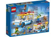 LEGO® 60253 City Eiswagen, Spielzeug mit Hund und...