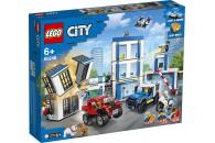 LEGO® 60246 City Polizeistation, Polizei-Spielzeug,...