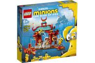 LEGO® 75550 Minions Kung Fu Tempel, Spielzeug...