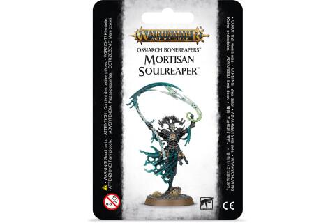 Warhammer Age of Sigmar: Ossiarch Bonereapers Mortisan Soulreaper 94-21