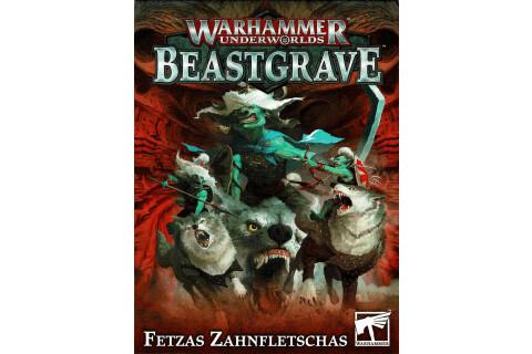Warhammer Underworlds: Fetzas Zahnfletschas (DE) (Rippas Snarlfangs) 110-64-04