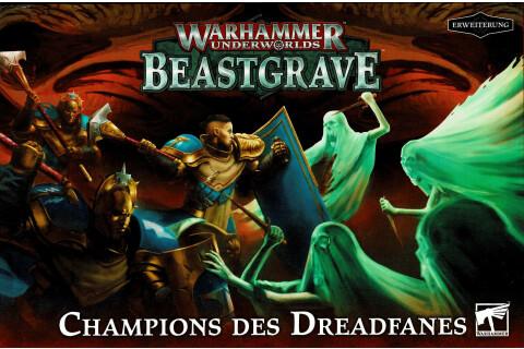 Warhammer Underworlds Champions des Dreadfanes (DE) 110-73