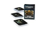 Warhammer 40,000: Adepta Sororitas Datakarten (DE) 52-02