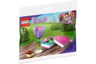 LEGO® Friends 30411 Pralinenschachtel & Blume -...