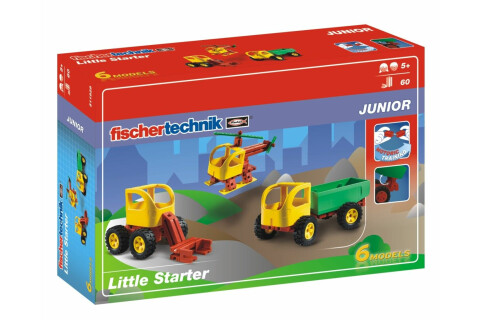 fischertechnik 511929 Little Starter