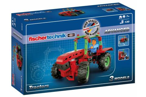 fischertechnik 544617 Tractors