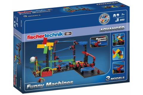 fischertechnik 551588 Funny Machines