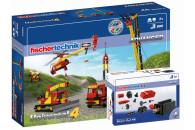 fischertechnik 554891 Universal 4 + Motor Set XS