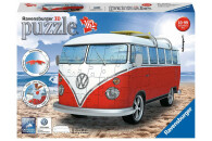 Ravensburger 3D Puzzle Volkswagen T1 - Surfer Edition