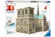 Notre Dame de Paris - 3D Puzzle