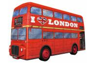 London Bus - 3D Puzzle