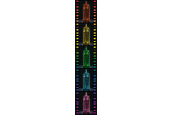 Empire State Building bei Nacht- 3D Puzzle