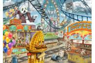 Ravensburger 12926 Exit Kids Puzzle Im Freizeitpark - 368 Teile, ab 9 Jahren