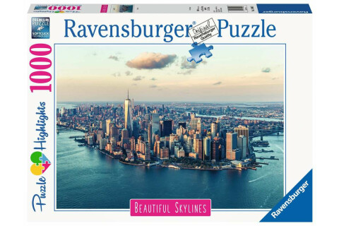 Ravensburger 1000 Teile Puzzle: New York