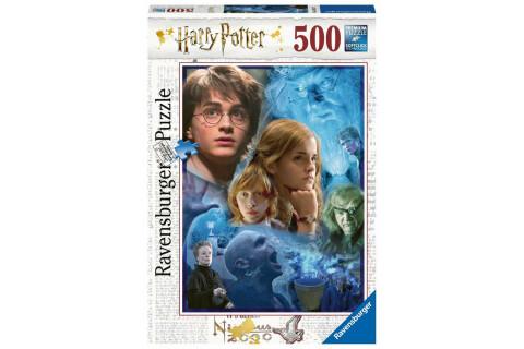 Ravensburger 500 Teile Puzzle: Harry Potter in Hogwarts