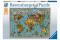Ravensburger Puzzle: Antike Schmetterling-Weltkarte 500 Teile