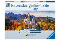 Ravensburger 1000 Teile Puzzle: Schloss in Bayern