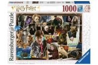 Ravensburger 1000 Teile Puzzle: Harry Potter gegen Voldemort