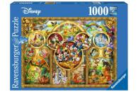 Ravensburger 1000 Teile Puzzle: Die schönsten Disney...