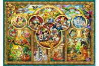 Ravensburger 1000 Teile Puzzle: Die schönsten Disney Themen